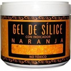 Gel de Silice Naranja (NO TÓXICO) 450 g
