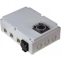 Temporizador 12 x 600 w dv33