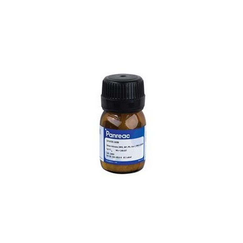 Nitrato de plata 1 x 25 g