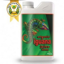 Organic Iguana Juice Bloom 1L