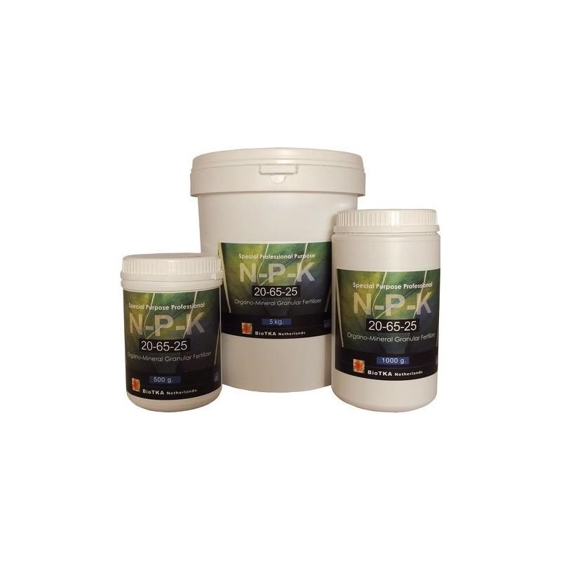 Microgranulado raíces 20-65-25 5kg