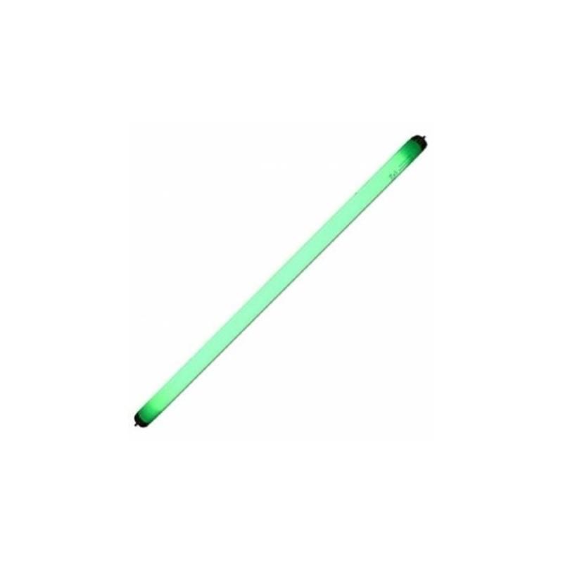 Led fluorescente 1,20m 20W Verde - Luz noche
