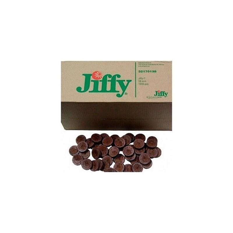 Jiffy 24mm caja de 2000 und