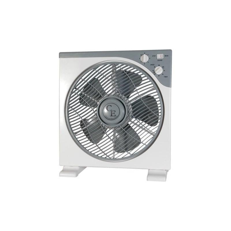Ventilador Frontal Rotatorio 30cm (45W - 30cm)