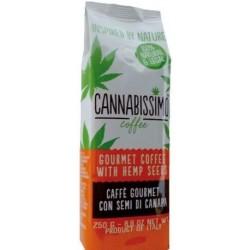 Cannabissimo café paquete 250 g.