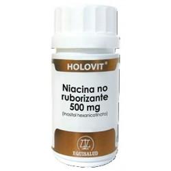 Niacina no ruborizante 500 mg (inositol hexanicotinato) 50 cáp.