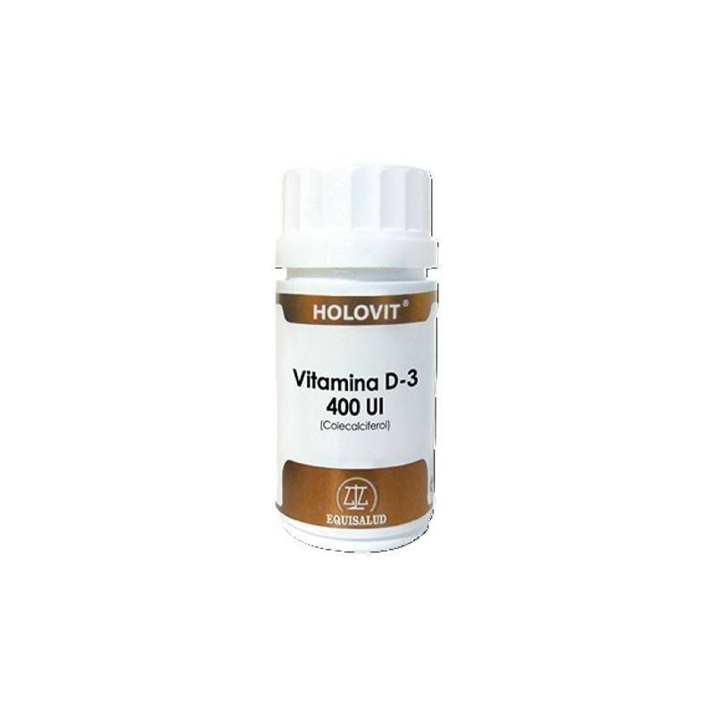 Vitamina d3 400 ui (colecalciferol) 50 cáp.