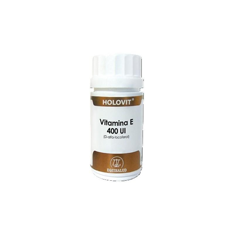 Vitamina e 400 ui (d-alfa-tocoferol) 50 cáp.