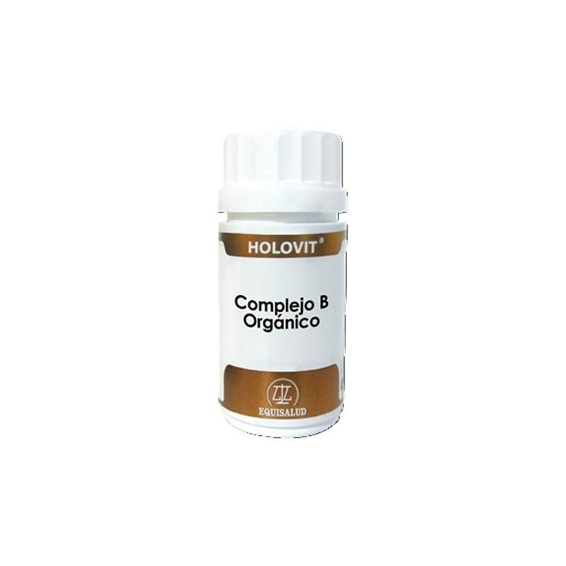 Complejo b orgánico 50 comp