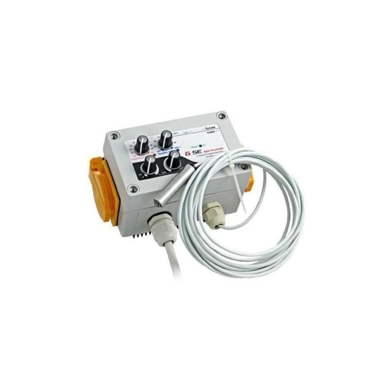 Fan Controller Humedad y Temperatura+Doble Presion