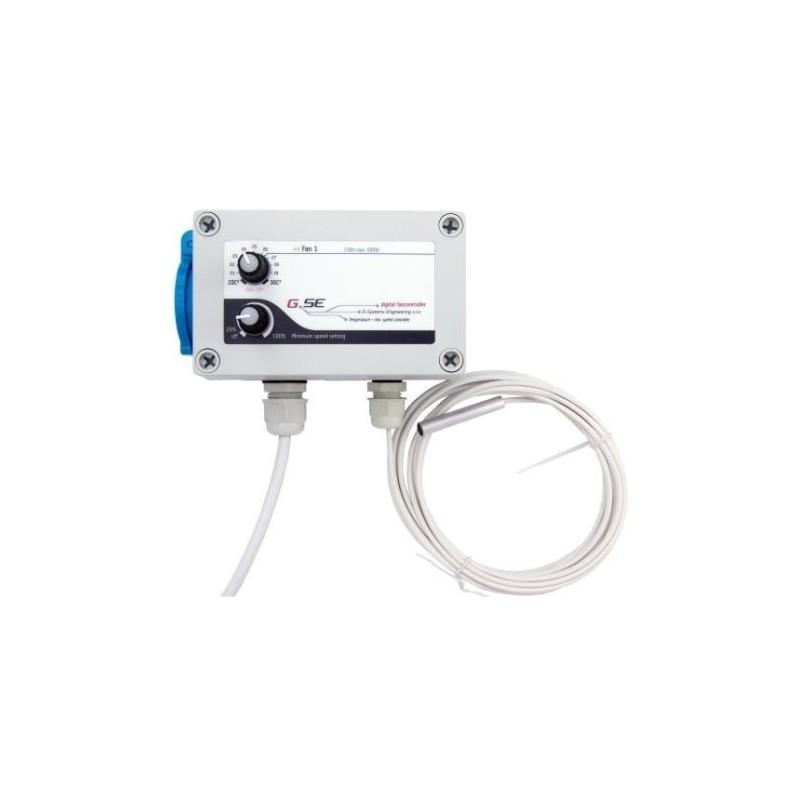 Controlador Temperatura GSE