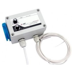 Controlador Temperatura max/min hysteresis GSE