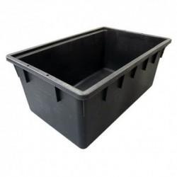 Deposito rectangular 160 l (88,3 x 63,8 x 36,4 cm)