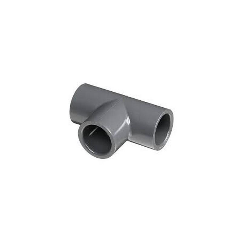 Te PVC presión DN-25