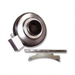 Extractor Tubular WK 100 Metal -290 m3/h