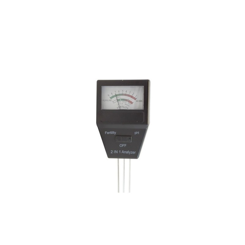 Analizador de pH y EC suelo FCJ1029