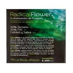 Radical flower garrafa 5L