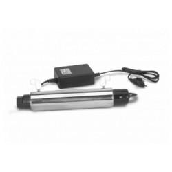 "Kit lámpara ultravioleta  22 lpm conexión 3/4"""