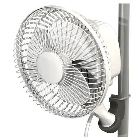 Ventilador oscilante pinza 20w 25CM