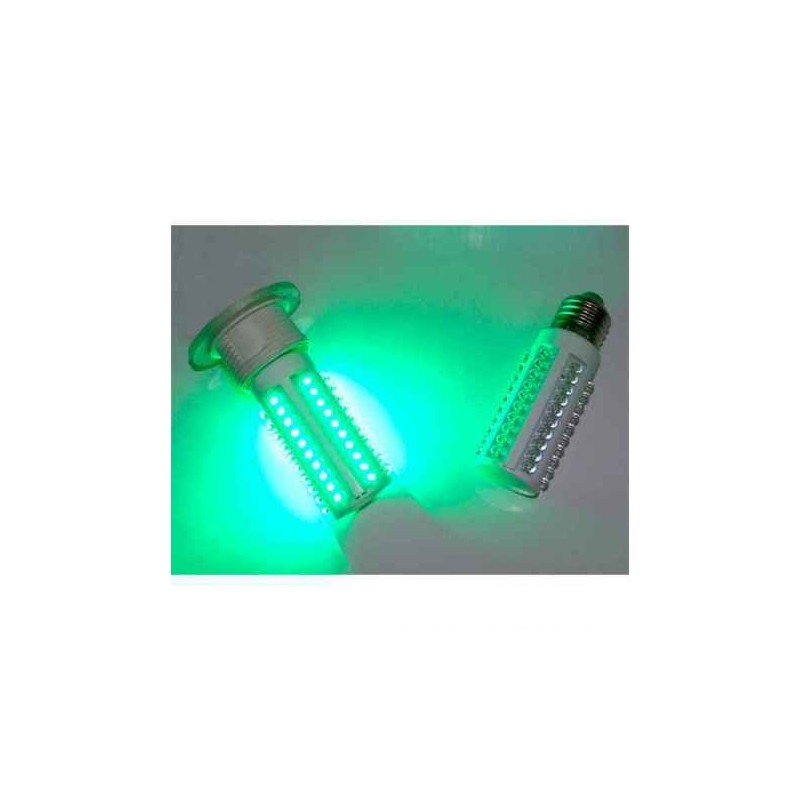 Bombilla led verde 3,5 W