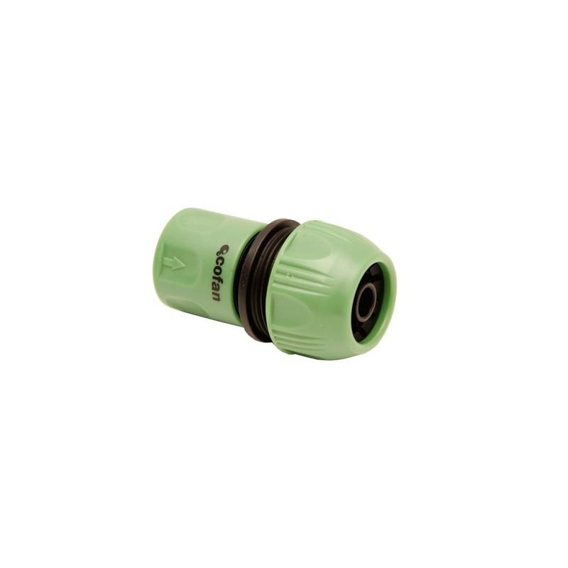 Conector de riego automatico 15-19 mm