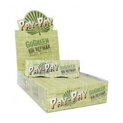 Papel Pay-pay 1 1/4 Caja 25 libritos