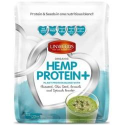 Proteina de CAÑAMO con Espinacas BIO 210g