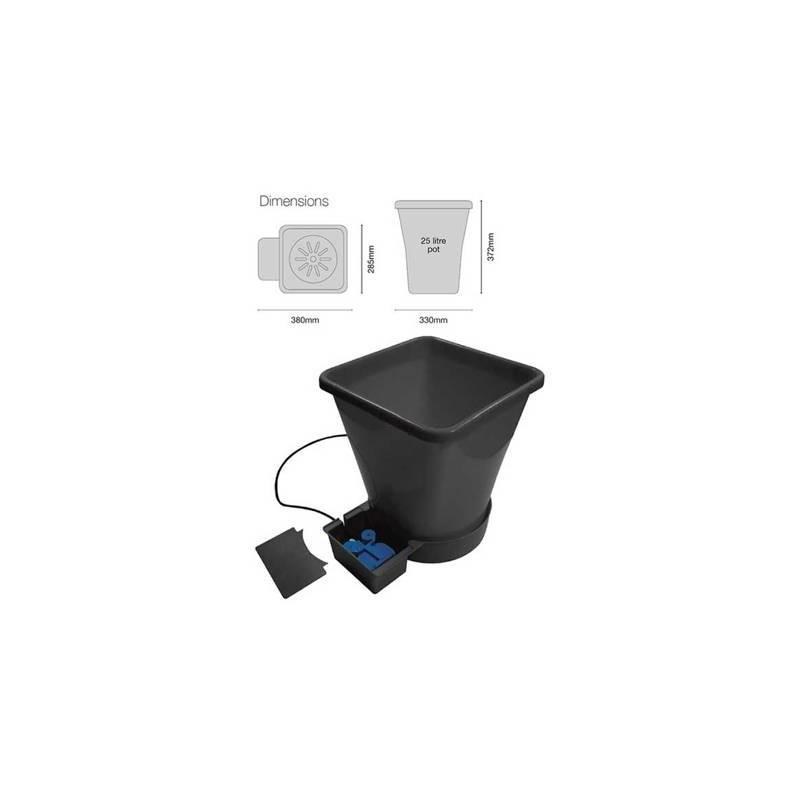 Módulo maceta para sistema XL (incluye accesorios)