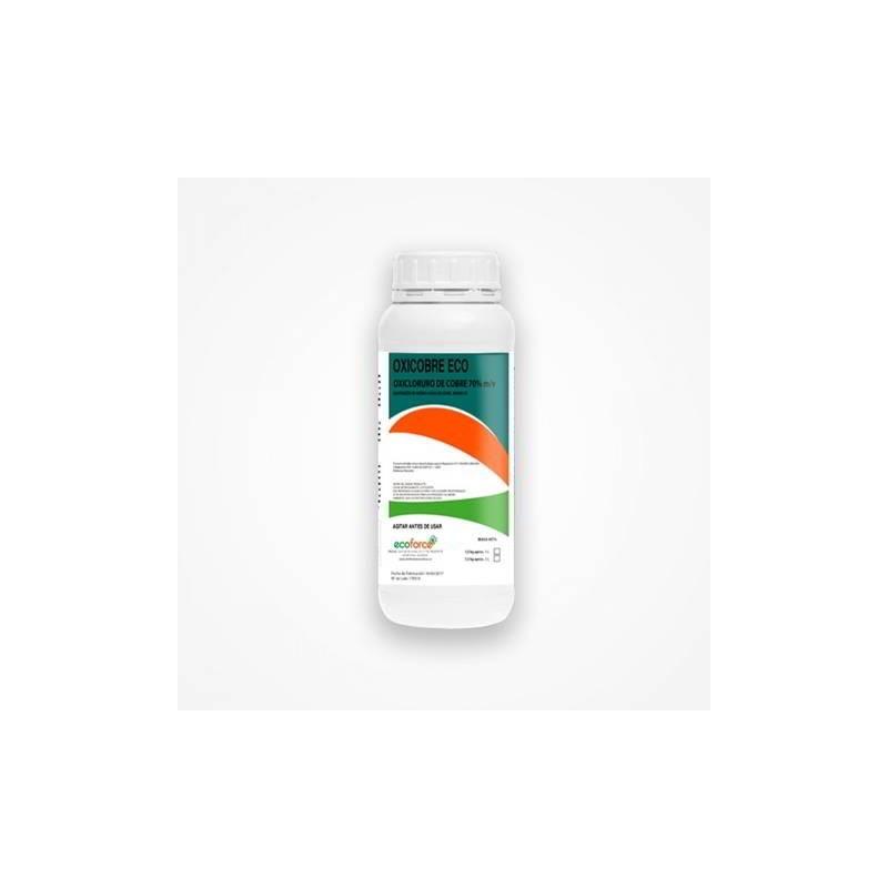 Fungicida oxicloruro de cobre 70 1L