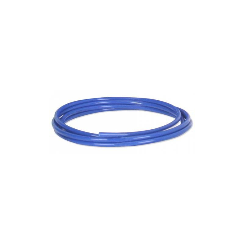 10 m tuberia azul 1/4- para equipos de osmosis y eco grow