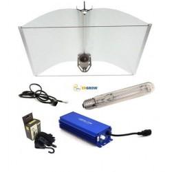 Kit electrónico 600W - Azerwing med. AUVL