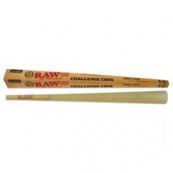 Raw cono challenge
