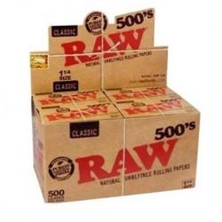 RAW Classic 500's 1¼