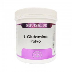 L-Glutamina aminoacido polvo