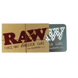 Raw Grinder Tarjeta