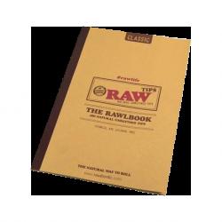 Libro de filtros de cartón RAW